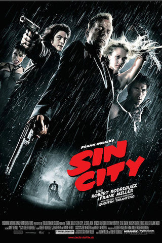 Sin City (2005) (C) - Anthology Ottawa