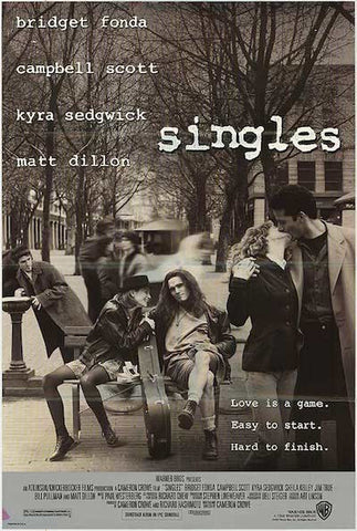 Singles (1992) (SC) - Anthology Ottawa