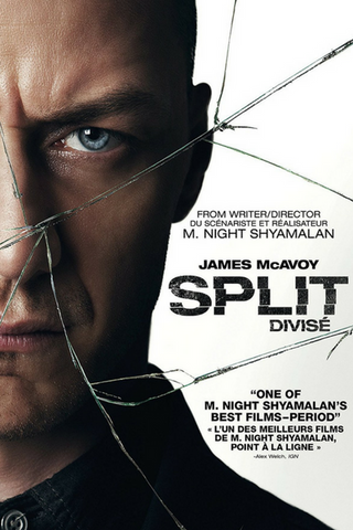 Split (2016) (HNR) - Anthology Ottawa