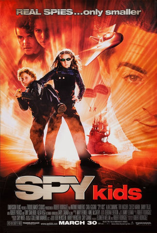 Spy Kids (2001) (C) - Anthology Ottawa