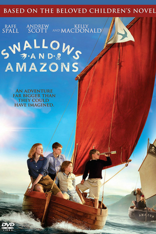 Swallows and Amazons (2016) (HNR)