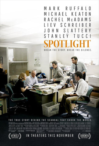 Spotlight (2015) (HNR) - Anthology Ottawa