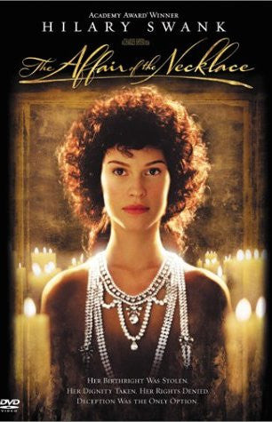 The Affair of the Necklace (2001) (RC) - Anthology Ottawa