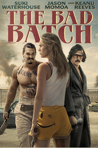 The Bad Batch (2016) (HNR)
