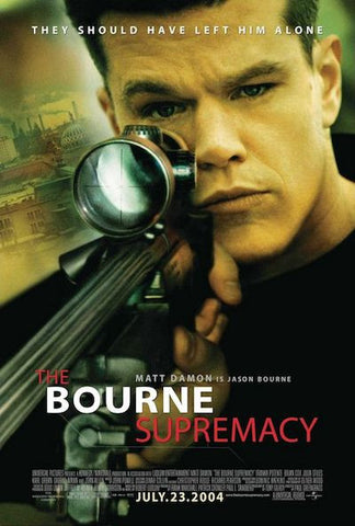 The Bourne Supremacy (2004) (C) - Anthology Ottawa