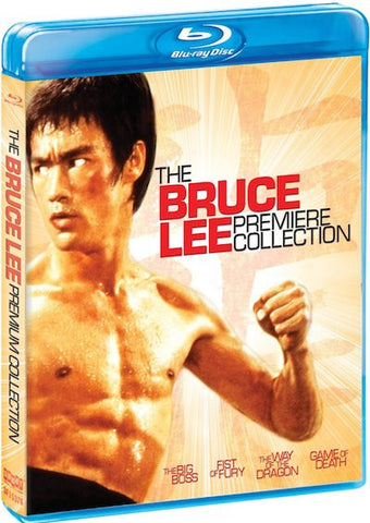 The Bruce Lee Premiere Collection (1972-1978) (BXS1) (C) - Anthology Ottawa