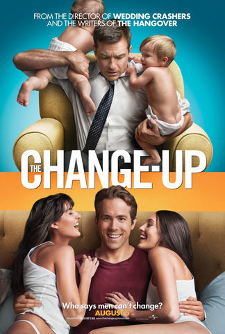 The Change-Up (2011) (C) - Anthology Ottawa