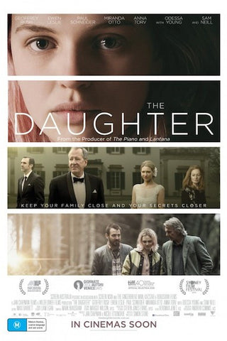 The Daughter (2015) (HNR) - Anthology Ottawa