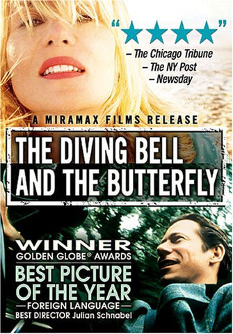 The Diving Bell and the Butterfly (2007) (SC) - Anthology Ottawa