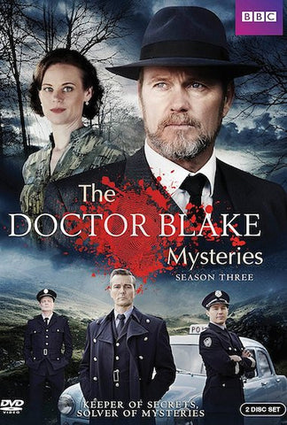 The Doctor Blake Mysteries: Season Three (2015) (THNR14) - Anthology Ottawa