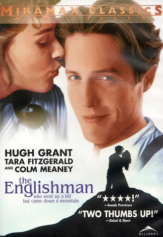 The Englishman Who Went Up A Hill (1995) (SC) - Anthology Ottawa