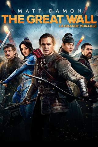 The Great Wall (2016) (HNR) - Anthology Ottawa