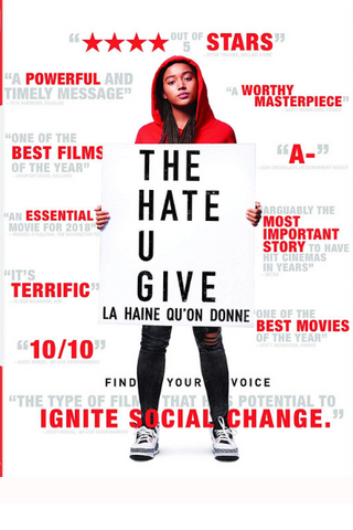 The Hate U Give (2018) (HNR)