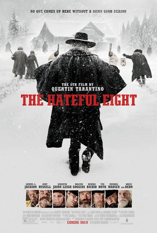 The Hateful Eight (2015) (HNR) - Anthology Ottawa
