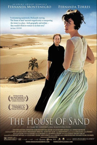 The House of Sand (Casa de Areia) (2005) (RC) - Anthology Ottawa