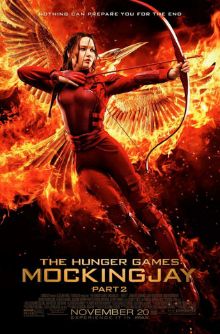 The Hunger Games: Mockingjay Part 2 (2015) (HNR) - Anthology Ottawa