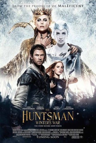 The Huntsman: Winter's War (2016) (HNR) - Anthology Ottawa