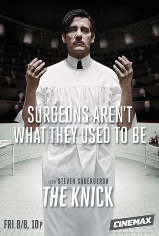 The Knick: The Complete First Season (2014) (TNR) - Anthology Ottawa