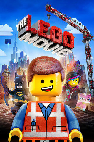 The Lego Movie (2014) (C) - Anthology Ottawa