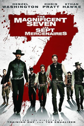 The Magnificent Seven (2016) (HNR) - Anthology Ottawa