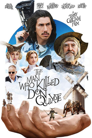 The Man Who Killed Don Quixote (2018) (HNR)