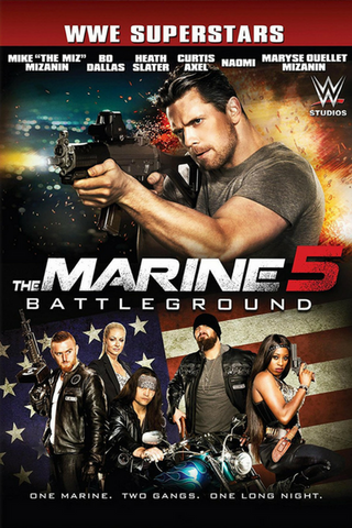 The Marine 5: Battleground (2017) (HNR) - Anthology Ottawa