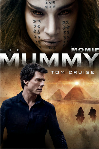 The Mummy (2017) (HNR) - Anthology Ottawa
