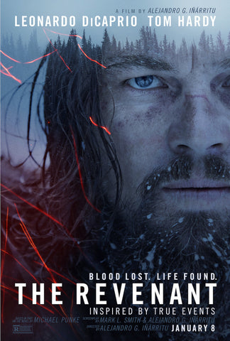 The Revenant (2015) (HNR) - Anthology Ottawa