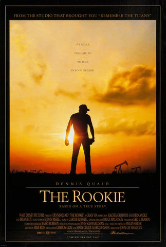 The Rookie (2002) (C)
