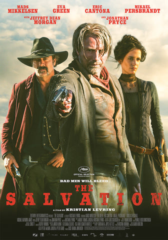 The Salvation (2014) (7NR) (I) - Anthology Ottawa