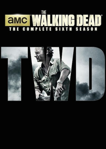 The Walking Dead: The Complete Sixth Season (2010) (THNR14) - Anthology Ottawa