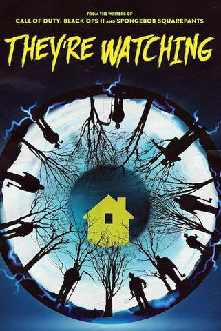 They're Watching (2016) (HNR) - Anthology Ottawa