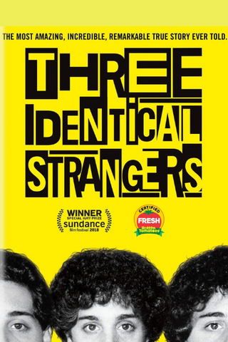 Three Identical Strangers (2018) (HNR)