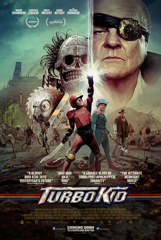 Turbo Kid (2015) (HNR) - Anthology Ottawa