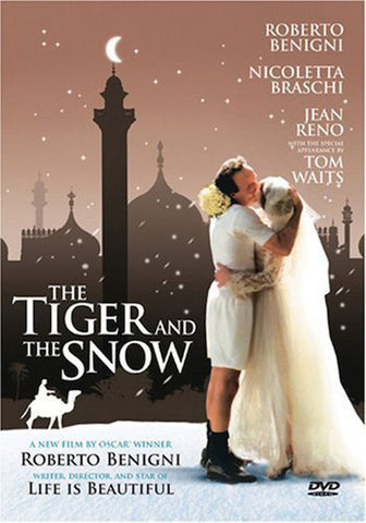 The Tiger and the Snow (2005) (RC) - Anthology Ottawa