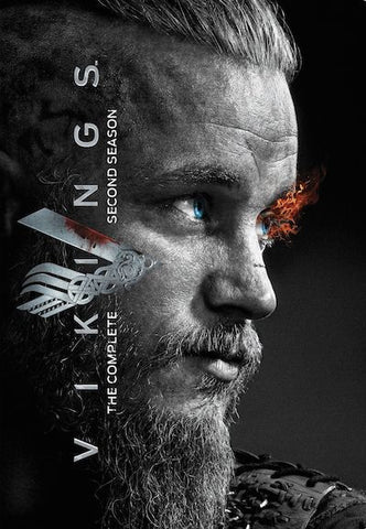 Vikings: The Complete Second Season (2014) (TNR) - Anthology Ottawa