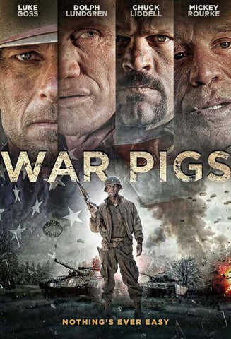War Pigs (2015) (HNR) - Anthology Ottawa