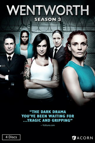 Wentworth: Season 3 (2015) (THNR14)