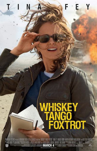 Whiskey Tango Foxtrot (2016) (HNR) - Anthology Ottawa