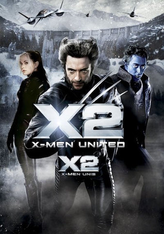 X-Men 2 (aka X2: X-Men United) (2003) (C) - Anthology Ottawa