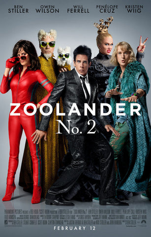 Zoolander No. 2 (2016) (HNR) - Anthology Ottawa