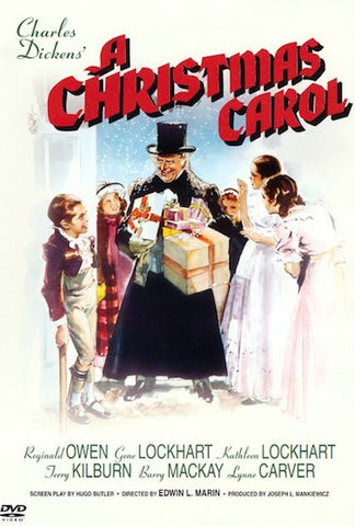 A Christmas Carol (1938) (C) - Anthology Ottawa