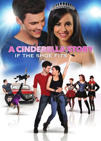 A Cinderella Story: If The Shoe Fits (2016) (HNR) - Anthology Ottawa
