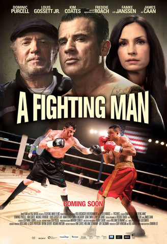 A Fighting Man (2014) (C) - Anthology Ottawa
