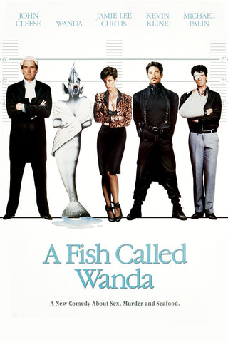 A Fish Called Wanda (1988) (C) - Anthology Ottawa