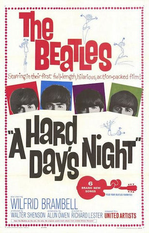 A Hard Day's Night (1964) (SC) - Anthology Ottawa