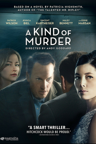 A Kind Of Murder (2016) (HNR) - Anthology Ottawa