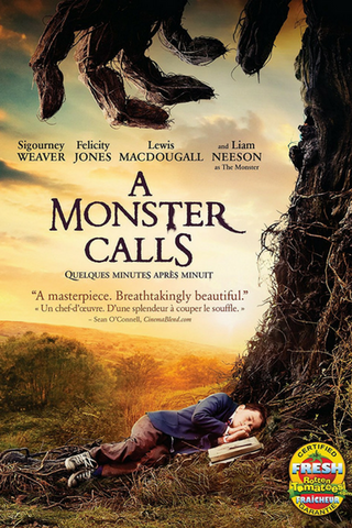 A Monster Calls (2016) (HNR) - Anthology Ottawa