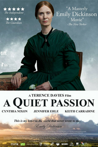 A Quiet Passion (2016) (HNR) - Anthology Ottawa
