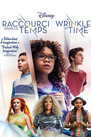 A Wrinkle in Time (2018) (HNR)